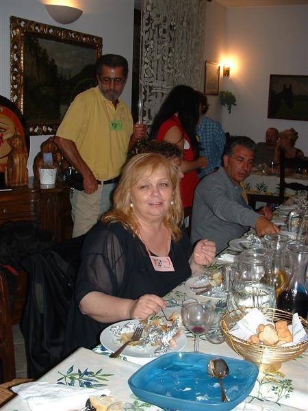 Le immagini dell 39 incontro di borgo priolo - Si mette in tavola si taglia ma non si mangia ...